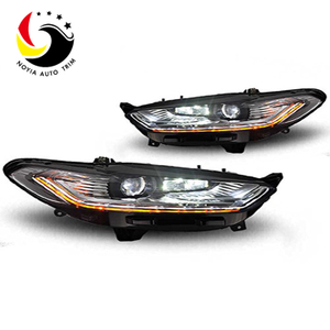 Ford Mondeo 2013-2016 LED Head Lamp(Luxury Equiped)