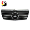 Benz E Class W124 AMG Style 94-95 Chrome Black 3-Fin Front Grille