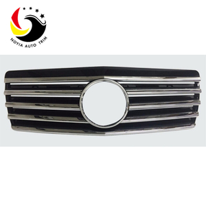 Benz S Class W140 91-99 5-Pin Front Grille