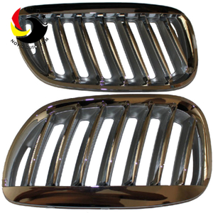 Bmw E53 04-06 Chrome Front Grille