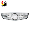 Benz C Class W204 C63 Style 07-14 Chrome 1-Fin Front Grille