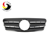 Benz CLK Class W208 AMG Style 98-02 Gloss Black 3-Fin Front Grille