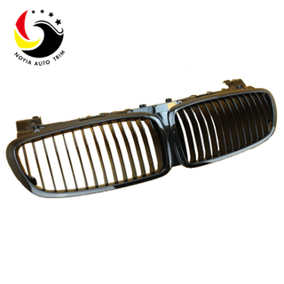 Bmw E66 06-08 Gloss Black Front Grille