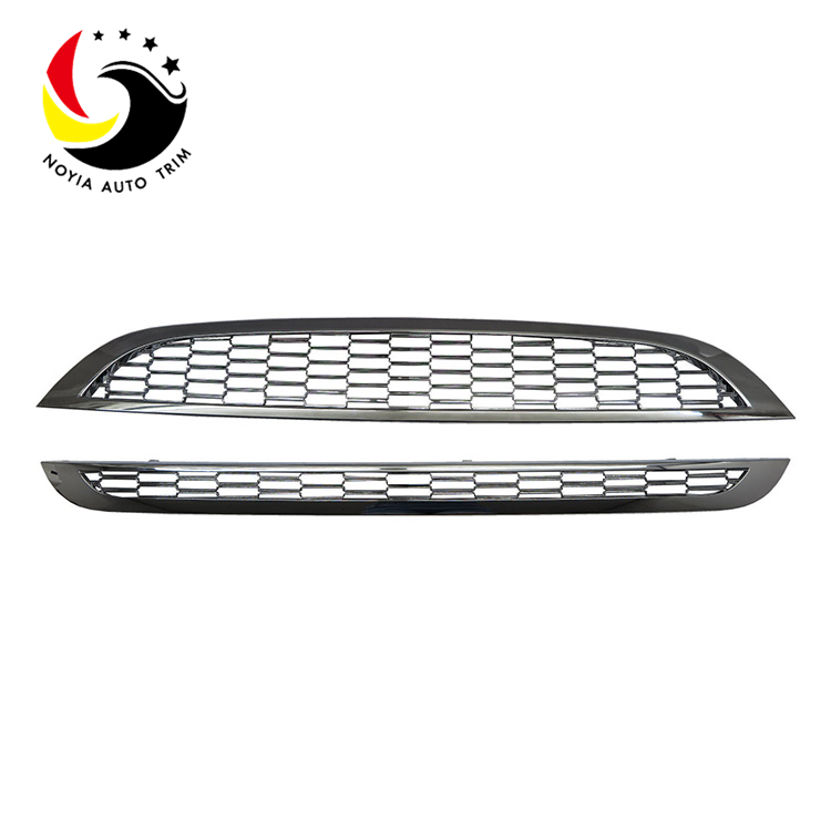Bmw Mini Cooper 01-06 Chrome Front Grille