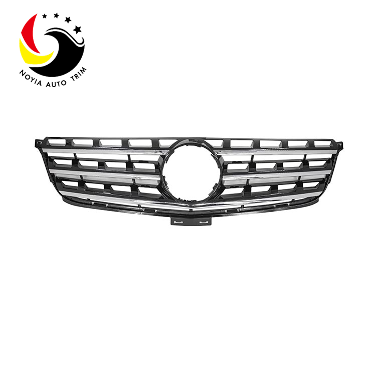 Benz ML Class W166 12-15 Original Style Black Front Grille