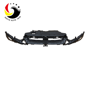 Ford Focus 2012 Big Support Of Front Bumper
