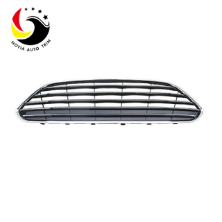Ford Fiesta 2013 Front bumper upper grill(Chromed Fromework)