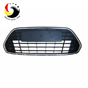 Ford Mondeo/Fusion 2011 Lower Grille Of Front Bumper(Chromed Black)