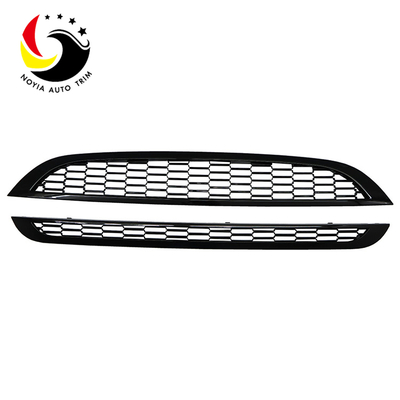 Bmw Mini Cooper 01-06 Black Front Grille