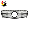 Benz GLA Class X156 Diamonds 15-IN Black Front Grille