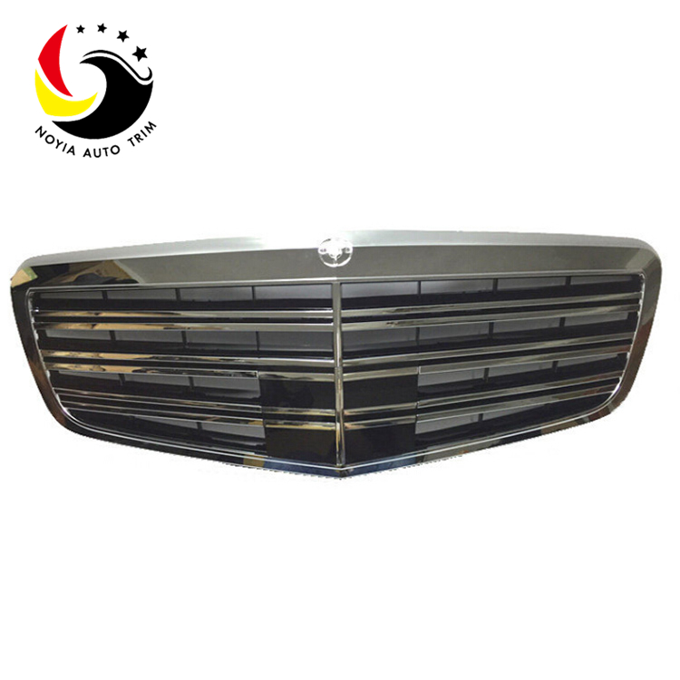 Benz S Class W221 S65 Style 5-Pin Front Grille