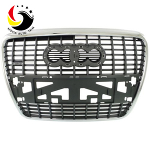 Audi A6 05-06 Chrome Front Grille