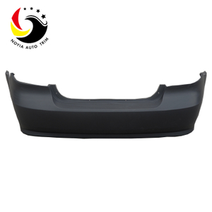 Chevrolet Aveo Sedan Rear Bumper 2007-2009