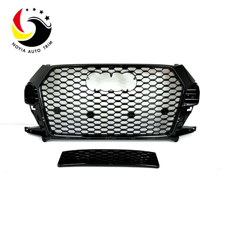 Audi Q3 16-17 RS Style Front Grille