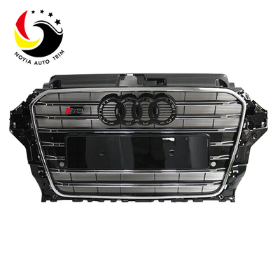 Audi A3 14-16 S Style Front Grille