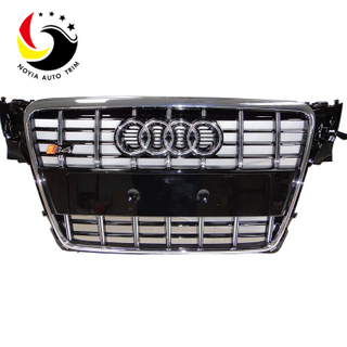Audi A4 08-12 S Style Front Grille