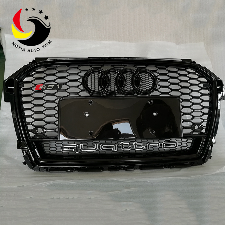 Audi A1 16-17 RS Style Front Grille